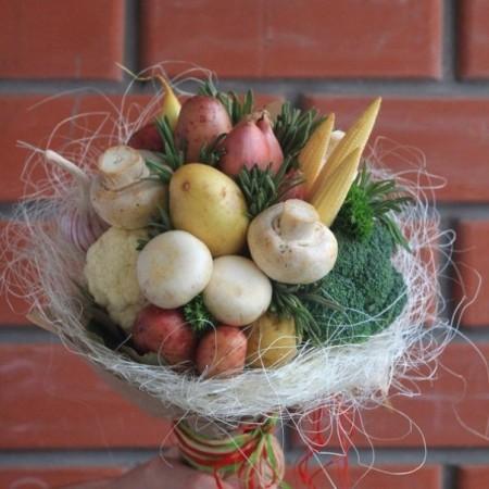 """Овощной букет """"Рататуй"""""""